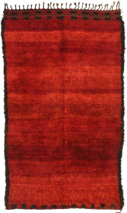 7 x 11 Vintage Moroccan Rug 21015