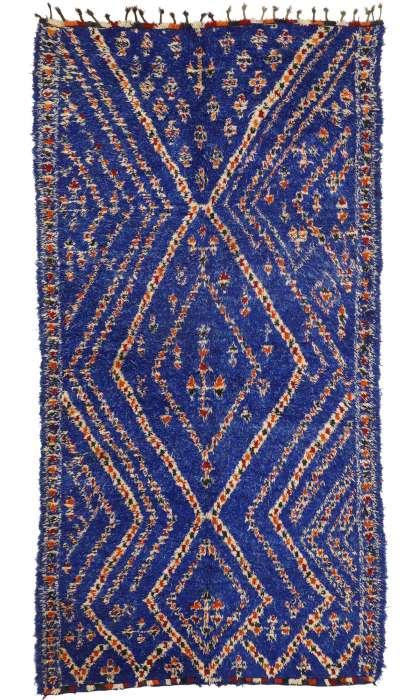 6 x 12 Vintage Moroccan Rug 21016
