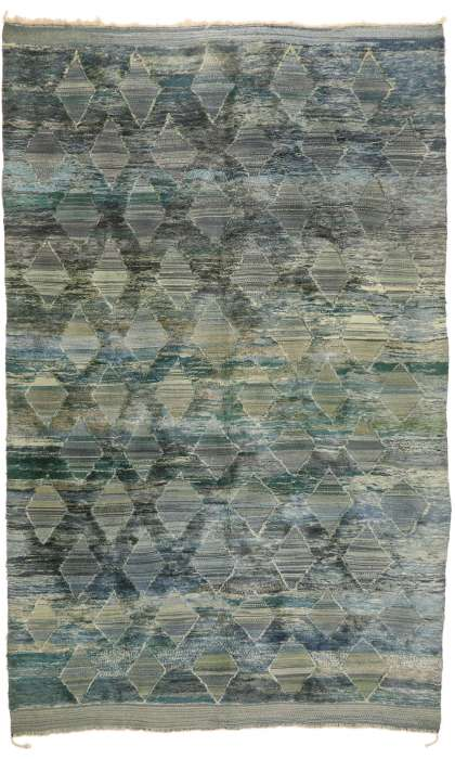 10 x 16 Contemporary Moroccan Rug 21082