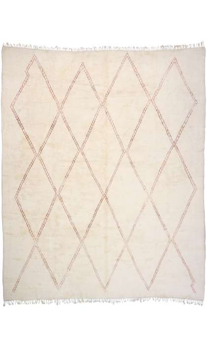 17 x 21 Contemporary Moroccan Rug 21090