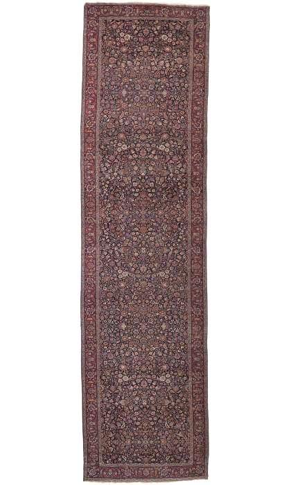 6 x 21 Antique Persian Mashad Runner 74288
