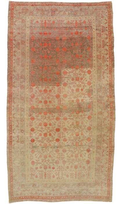 8 x 15 Antique Khotan Rug 74841