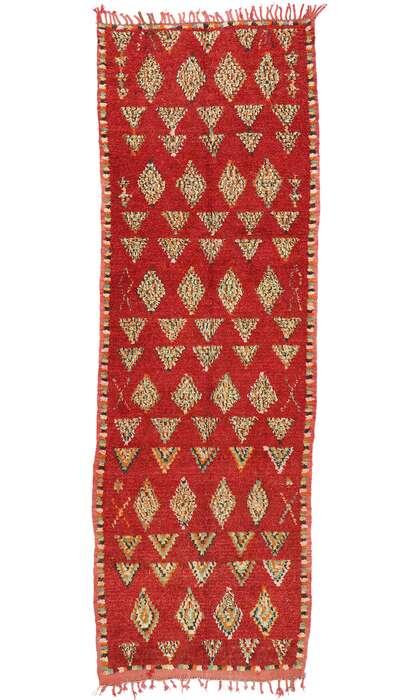 4 x 12 Vintage Moroccan Rug 201684 x 12 Vintage Moroccan Rug 20168