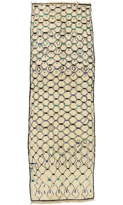 5 x 15 Vintage Moroccan Rug 20174
