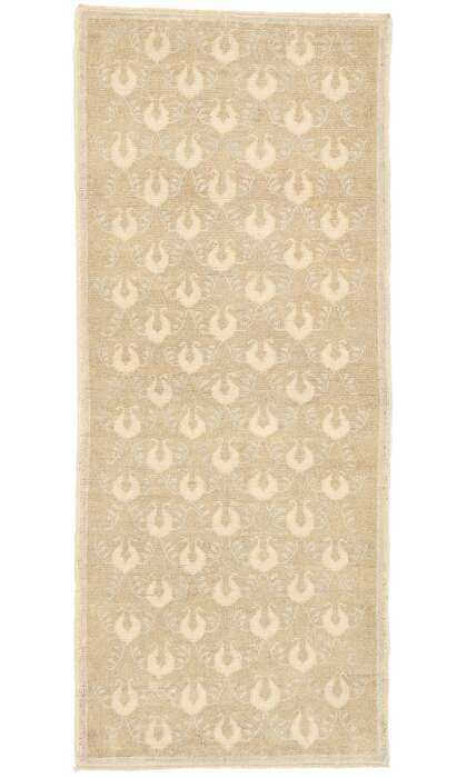 3 x 6 Turkish Oushak Rug 52945