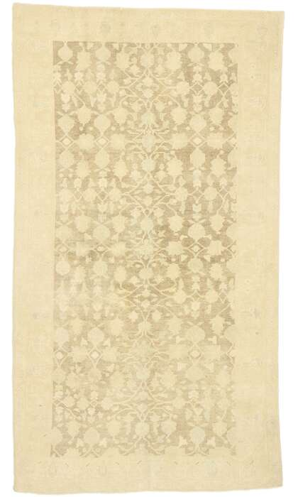 5 x 8 Turkish Oushak Rug 53018