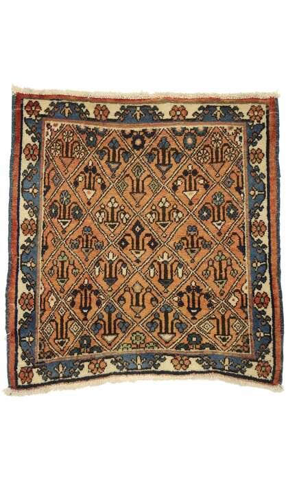 2 x 2 Vintage Tabriz Rug 75763