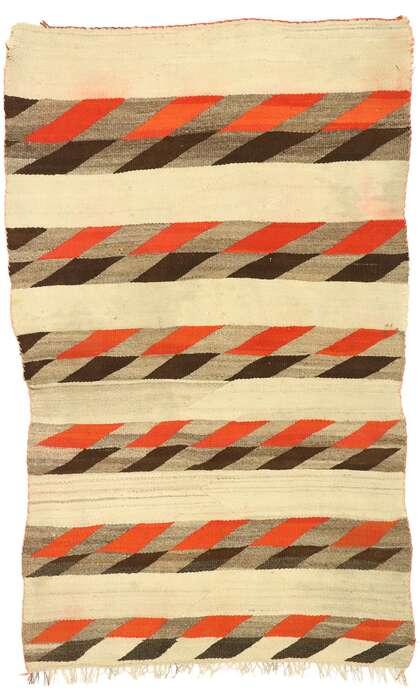 3 x 5 Vintage Navajo Rug 77490
