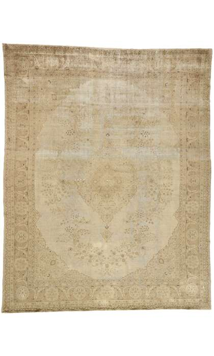 13 x 16 Antique Turkish Sivas Rug 77508
