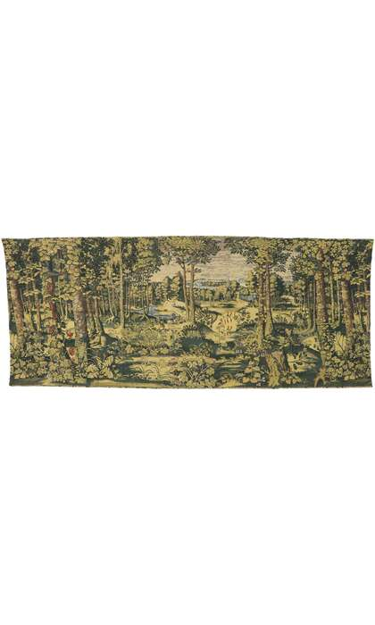 7 x 17 Machine Made Tapestry 77518