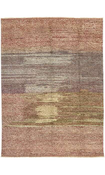 10 x 14 Contemporary Moroccan Rug 80583