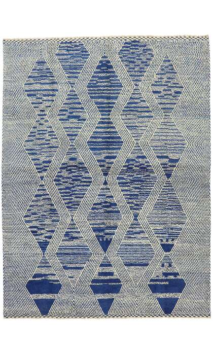 10 x 14 Contemporary Moroccan Rug 80586