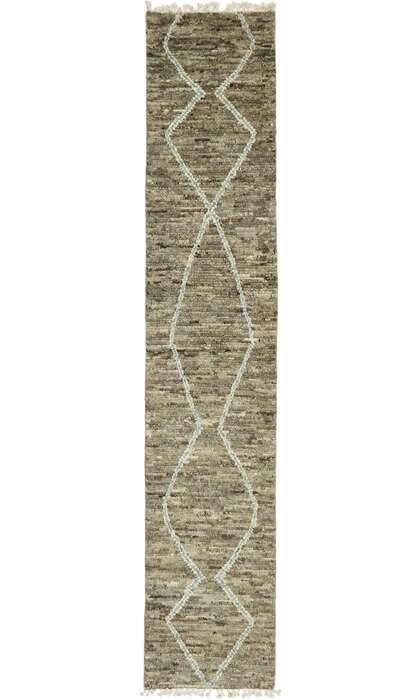 3 x 13 Contemporary Moroccan Runner 806173 x 13 Contemporary Moroccan Runner 80617
