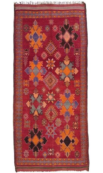 6 x 14 Vintage Moroccan Rug 20190
