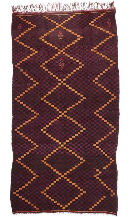 6 x 15 Vintage Moroccan Rug 20202