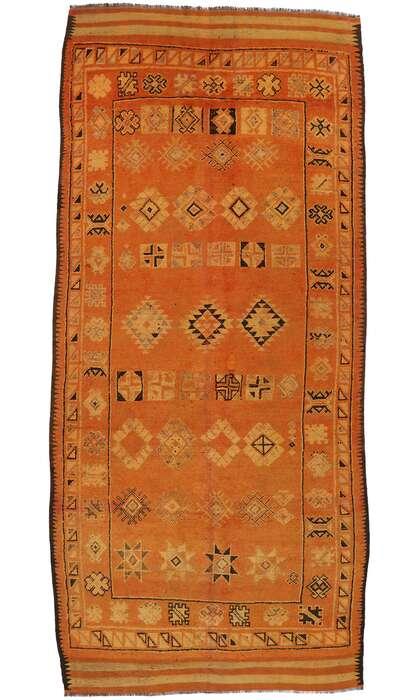 6 x 12 Vintage Moroccan Rug 20230