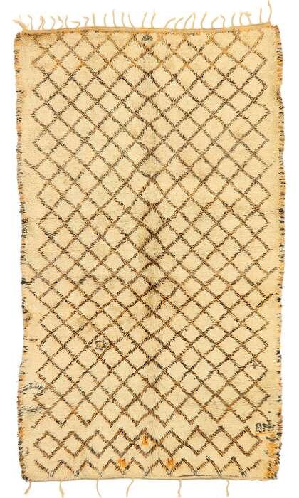 6 x 10 Vintage Moroccan Rug 20246