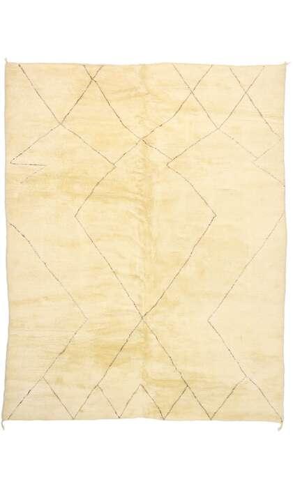 10 x 13 Contemporary Moroccan Rug 20716