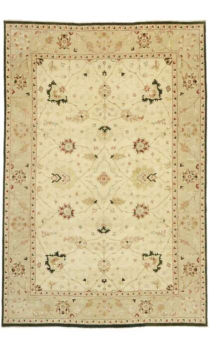 12 X 18 Contemporary Indo-Persian Mahal Rug 30307