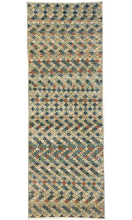 2 x 6 Vintage Turkish Sivas Rug 53091