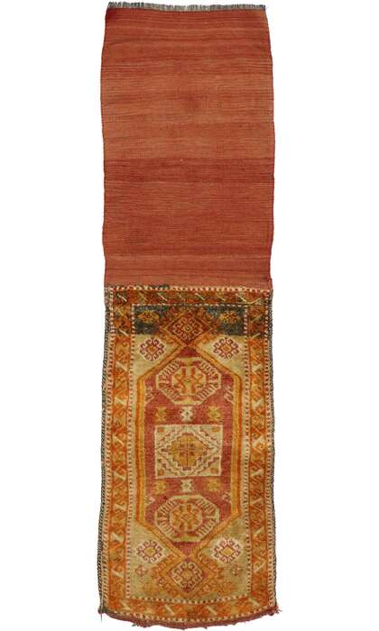 2 x 6 Vintage Turkish Oushak Runner 53111