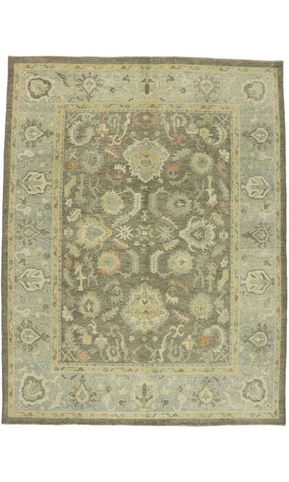 12 x 15 Turkish Oushak Rug 53157