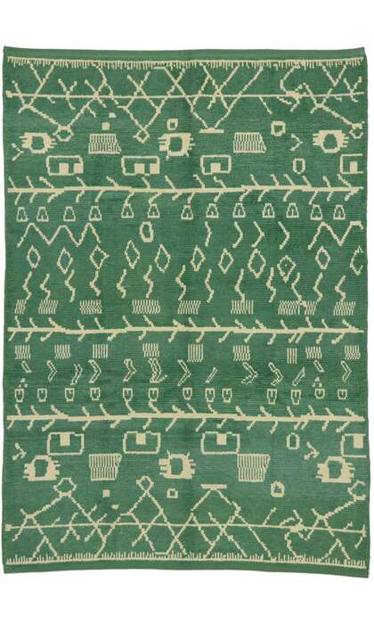 6 x 8 Contemporary Moroccan Rug 53193