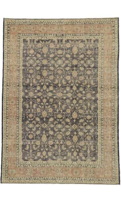 7 x 10 Vintage Turkish SIvas Rug 53228