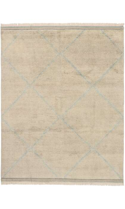 8 x 10 Contemporary Moroccan Rug 30536