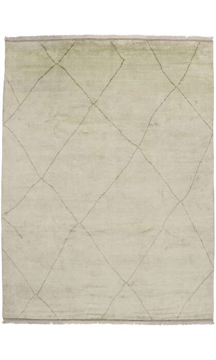 10 x 14 Contemporary Moroccan Rug 30540