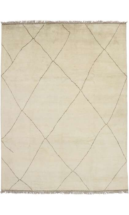 10 x 14 Contemporary Moroccan Rug 30546