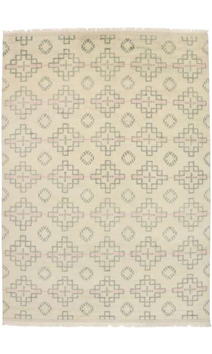 10 x 14 Contemporary Moroccan Rug 30548