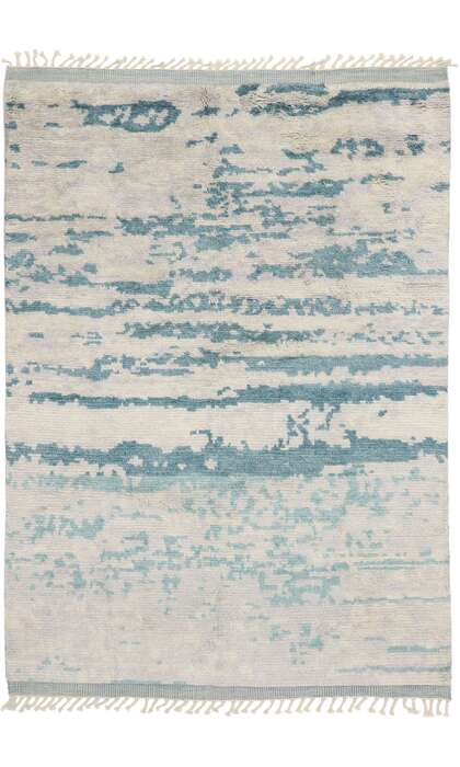 6 x 8 Contemporary Moroccan Rug 30572