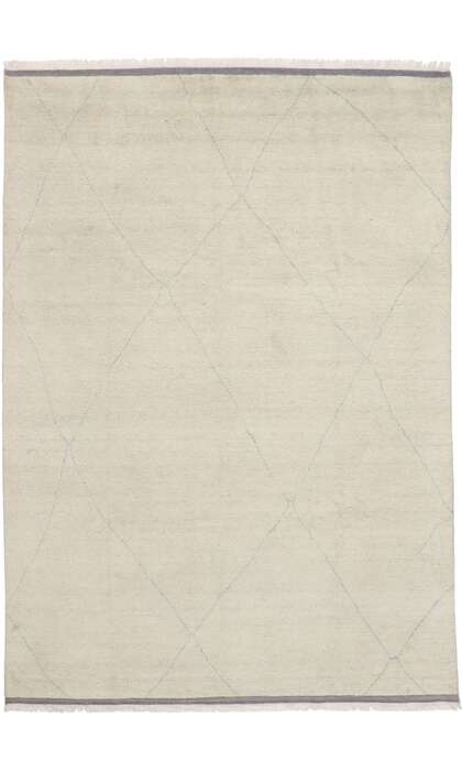 9 x 13 Contemporary Moroccan Rug 30574