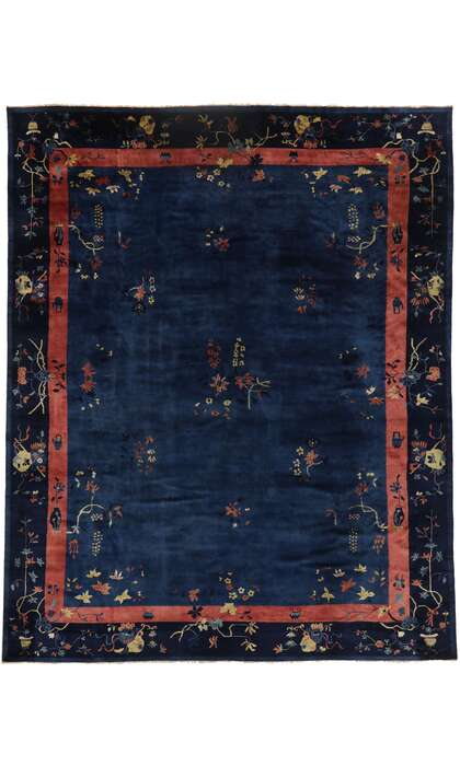 12 x 15 Chinese Art Deco Rug 30577