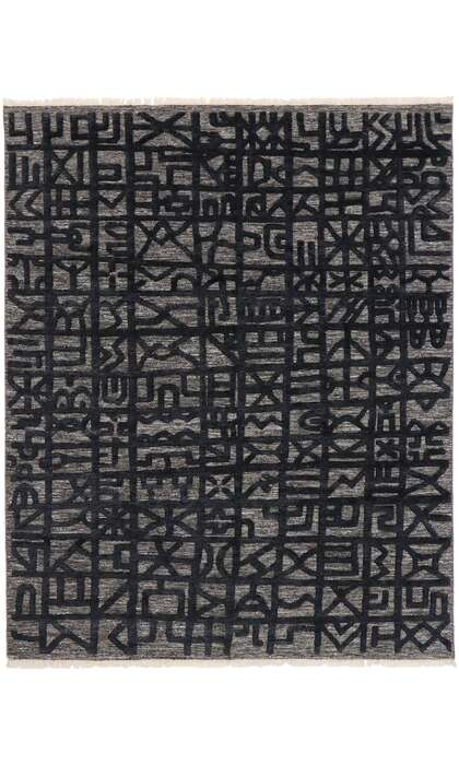 8 x 10 Contemporary Moroccan Rug 30582