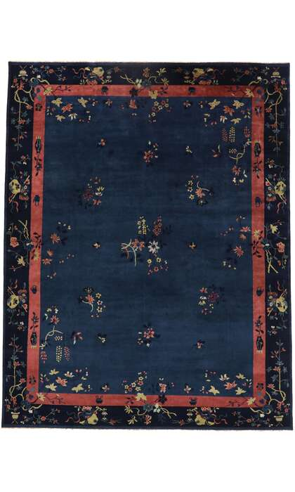 12 x 15 Chinese Art Deco Rug 30584