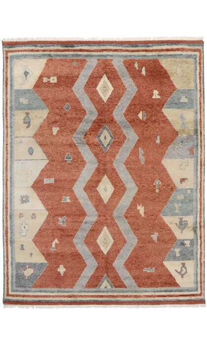 9 x 12 Moroccan Rug 30591