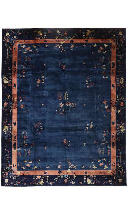 12 x 15 Chinese Art Deco Rug 30949