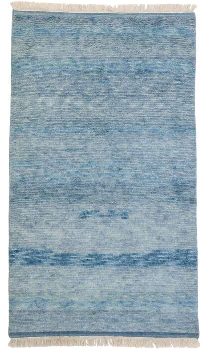 4 x 7 Contemporary Moroccan Rug 30598