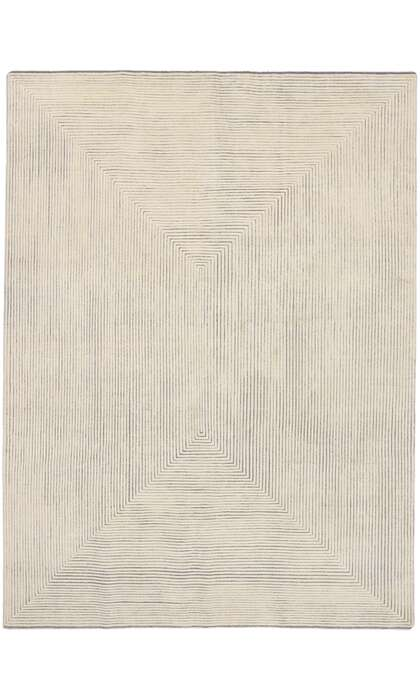 9 x 12 Contemporary Moroccan Rug 30613