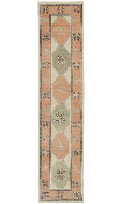 3 x 13 Contemporary Turkish Oushak Runner 53264