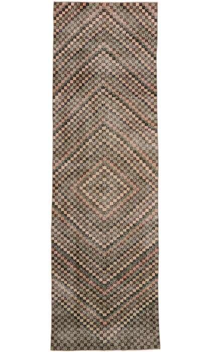 4 x 12 Vintage Turkish Sivas Rug 53364