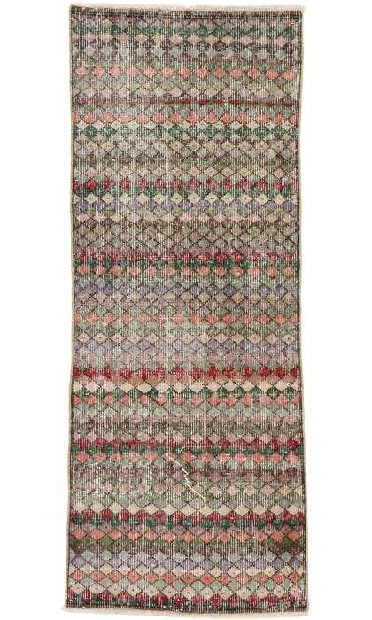 2 x 6 Vintage Turkish Sivas Rug 53374