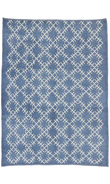9 x 12 Contemporary Moroccan Rug 53449