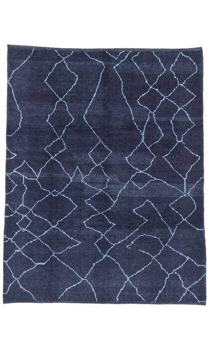 8 x 10 Moroccan Rug 53450
