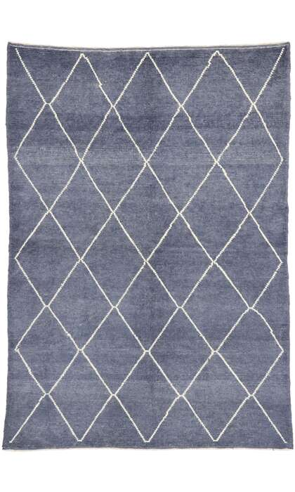 5 X 8 Contemporary Moroccan Rug 53451