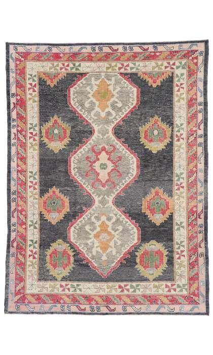 8 x 11 Turkish Oushak Rug 53463