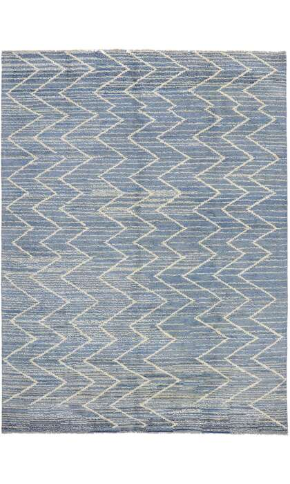 10 x 14 Contemporary Moroccan Rug 80642