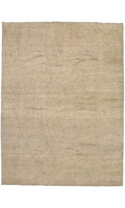 10 x 14 Contemporary Moroccan Rug 80652